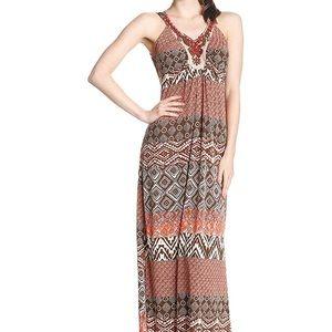 Sangria Maxi Dress